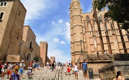 Palma de Mallorca: Half-Day Discovery Tour