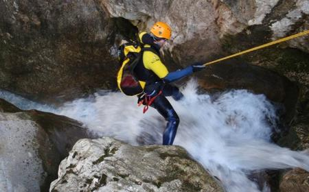 Mallorca: Full-Day Canyoning Tour