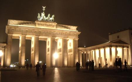 Berlin Lights: 2-Hour Bus Tour for Private Groups