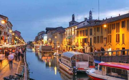Private Cruise in Milan & Special Dinner