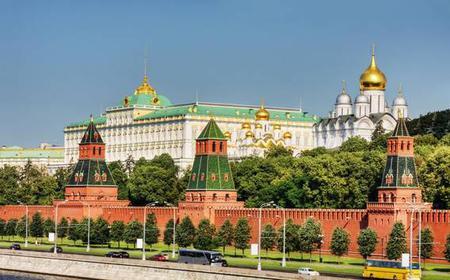 Moscow: Ticket to the Kremlin & Tour