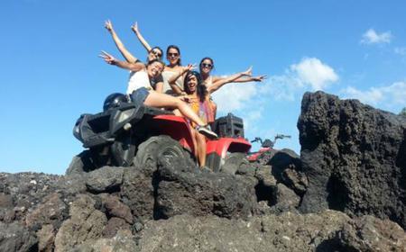 Quad Tour of Volcano Etna