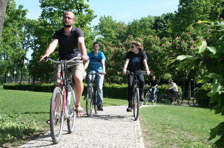 Private Bike Tour of Tiergarten and Berlin's Hidden Places