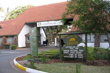 Full-Day Nairobi National Park, Elephant Orphanage, Giraffe Centre and Karen Blixen Museum Guided Tour in Nairobi