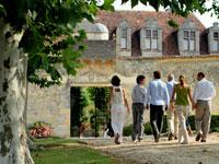 Full Day Wine Tour Saint Emilion with Bike and Lunch at the Chateau