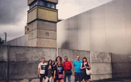 Berlin: Private 5-Hour Cold War Tour by Minivan
