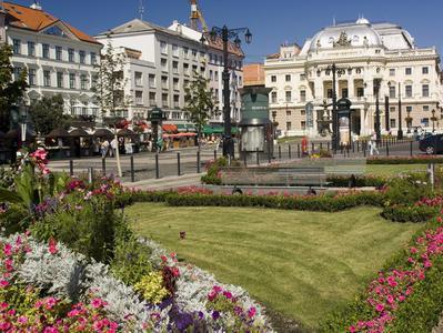 Bratislava Grand City Tour