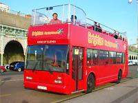City Sightseeing Brighton Hop On Hop Off Tour