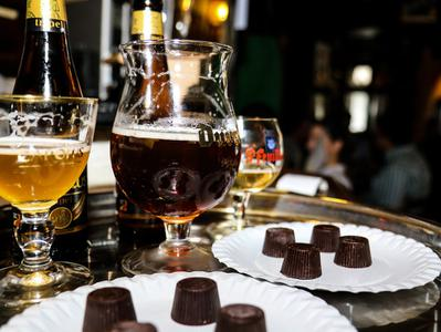 Brussels Beer Tasting Tour with Snacks