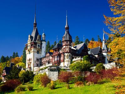 The Castles and Old Towns of Transylvania 2-Day from Bucharest