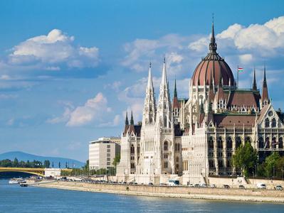 Budapest Parliament House Visit