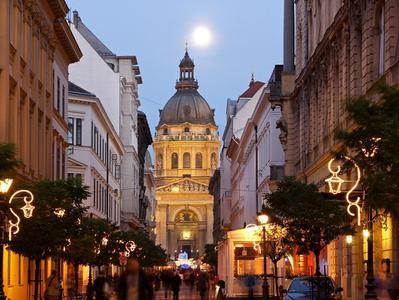 Budapest Christmas Market Tour with Wine Tasting