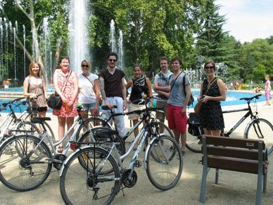 Wheels and Meals - Budapest Bicycle Tour