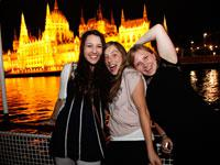 Budapest Party Night Cruise on the Danube