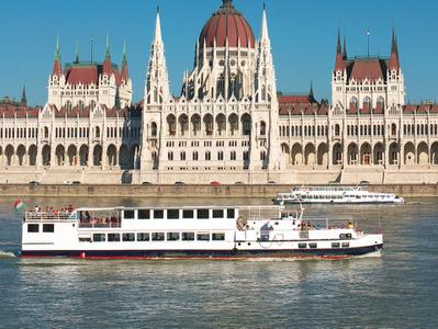 Budapest River Lunch Cruise