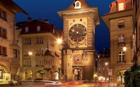 Bern: Guided tour of the Clock Tower (Zytglogge)