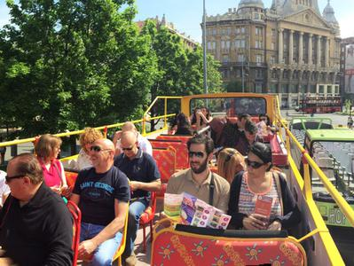 Budapest City Sightseeing Hop On Hop Off Tour by Bus and Boat