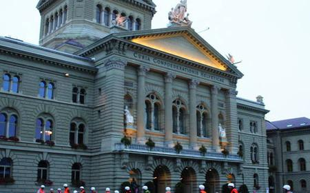 Bern: 3-Hour Segway City Tour