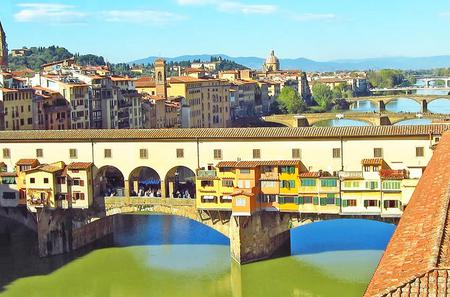 Florence Sightseeing Walking Tour with a Local Guide