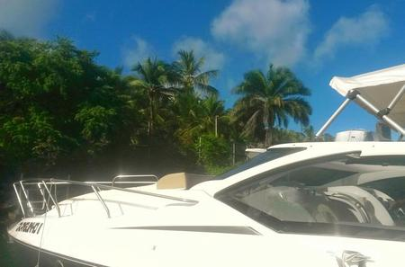 Private Tour: Bay of All Saints Speedboat Experience