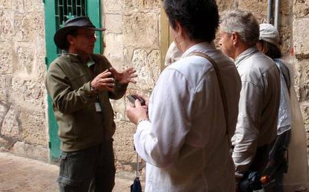 Full-Day Tour of Jerusalem and Bethlehem