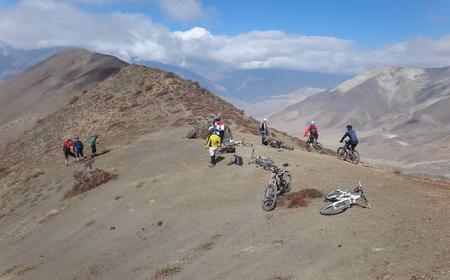 13-Day Mountain Biking at Annapurna: from Kathmandu