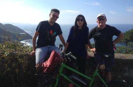 Electric Bike tour San Sebastian