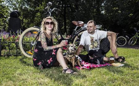 Prague: Half-Day Nature & Park Tour by E-Bike
