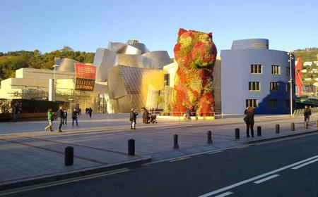Bilbao Half-Day City and Guggenheim Museum Private Tour