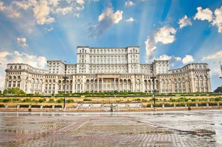 Full-Day Bucharest City Tour