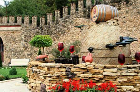 Milestii Mici Underground Winery Tour from Chisinau