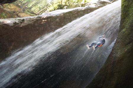 Canyoning at Chli Schliere from Interlaken