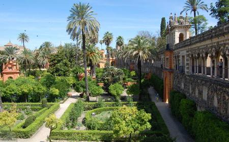Seville: 1.5-Hour Guided Tour into Alcazar