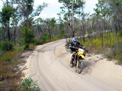 Cape York Five Day Motorcycle Adventure Trail from Cairns