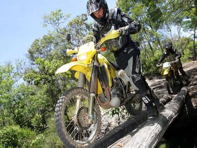 Cape York Six Day Fish and Ride Motorcycle Adventure