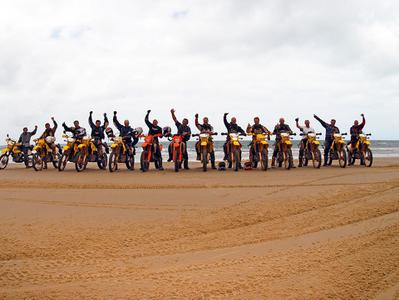 Cape York Eight Day Motorcycle Adventure with Horn and Turtle Island Visit