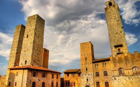 Volterra and San Gimignano Day Trip from Siena