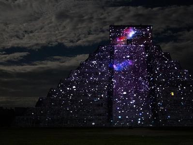 Chichen Itza Light and Sound Show