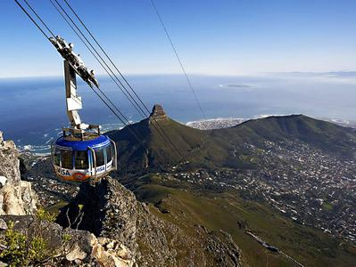 Half Day Table Mountain and City Tour