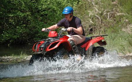 Bodrum: Quad Safari Experience