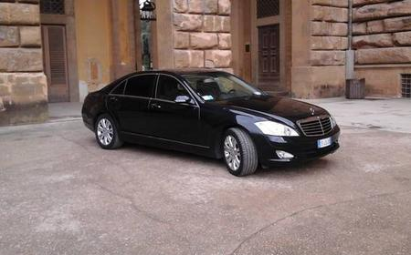 Genoa Train Stations to City Hotels: Private Transfer