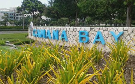 Camana Bay Tour and Royal Palms Beach
