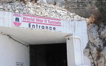 Gibraltar World War II & Fortress Tour