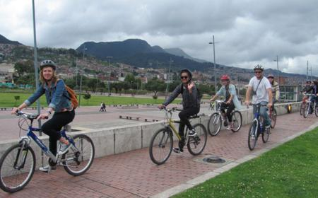 Best of Bogota Bike Tour: Half-Day Cycling Adventure