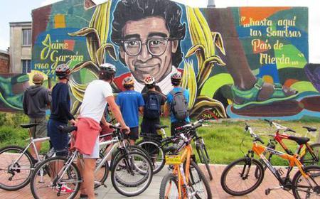 The Graffiti and Street Art of Bogota: City Bike Tour