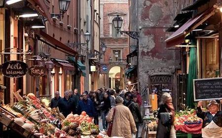 Bologna Gourmet Walking Tour