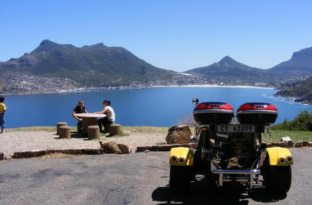 Chapmans Peak Sunset Trike Tour from Cape Town