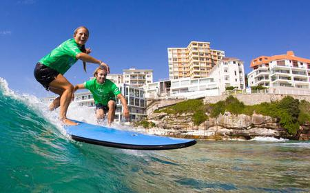 From Bondi Beach: Fun 2-Hour Surf Experience for Beginners