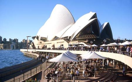 Discover Sydney Harbour with Opera House Tour