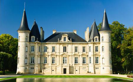 1855 Classified Chateaus of the Medoc Full Day Tour